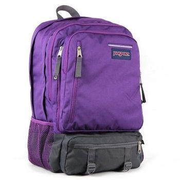 JanSport DIGITAL背包(ENVOY)-活潑紫