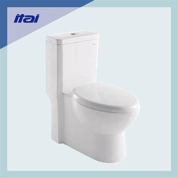 【ITAI】省水標章單體馬桶 (ET-1037)