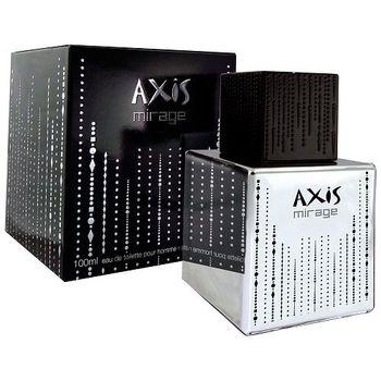 AXIS Mirage 幻象男性淡香水 100ml+品牌紙袋+隨機款體香膏75g
