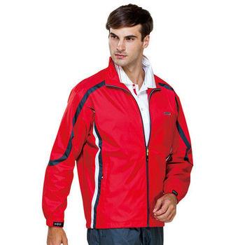 【SPAR】男防潑水中性款外套(SP6564A)紅色