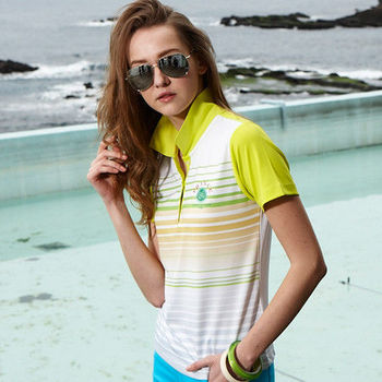 【PB】女版熱昇華短袖POLO衫(PB5232-04)
