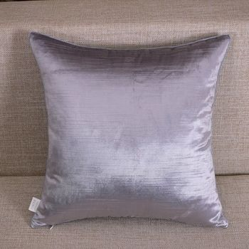 簡約光澤感沙發靠墊抱枕靠枕含芯