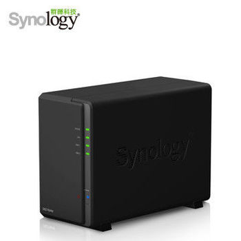 【 Synology群暉科技】 DS216play   2Bay NAS DiskStation 網路儲存伺服器