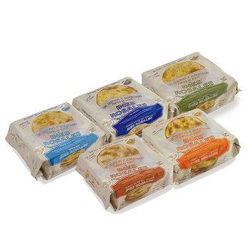 西班牙Ines Rosales 手工橄欖油薄餅 (5口味x各2包)