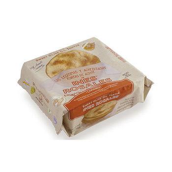西班牙Ines Rosales 手工橄欖油薄餅 (肉桂x10包)