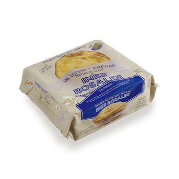 西班牙Ines Rosales 手工橄欖油薄餅 (原味x10包)