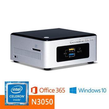Genuine 捷元 Avbody N3050-1P 雙核 Win10 迷你桌上型電腦