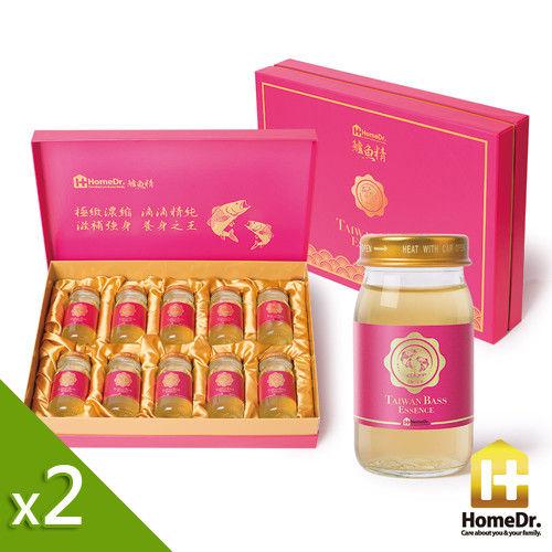 Home Dr.鱸魚精x2(60mlx10瓶/盒)