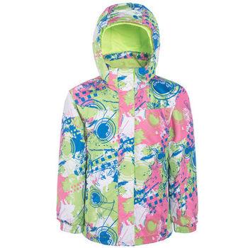 【聖伯納 St.Bonalt】女童-防水透氣鋪棉滑雪外套-青綠(87171)