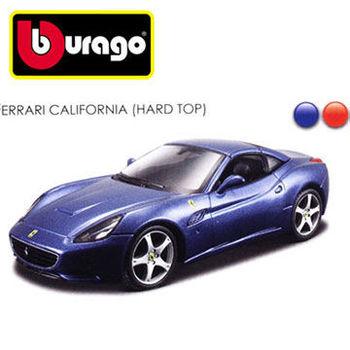 【BBURAGO】1/32法拉利-CALIFORNIA 跑車 模型車