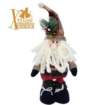【X mas聖誕特輯2015】伸縮老公公 Y0016599