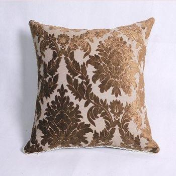 暗金色歐式沙發靠墊抱枕靠枕含芯