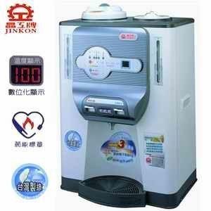 【晶工】節能溫熱開飲機(JD-5322B)