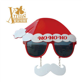 【X mas聖誕特輯2015】聖誕眼鏡 W0001150