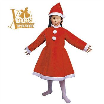 【X mas聖誕特輯2015】聖誕洋裝 (4~6歲) W0609280