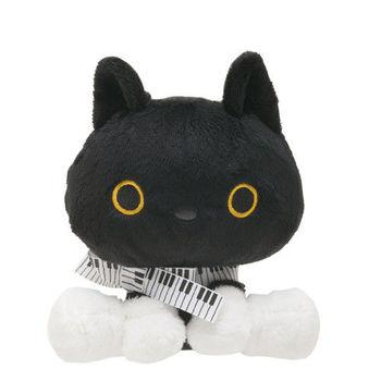 San-X 小襪貓貓咪演奏會系列毛絨公仔 小襪貓