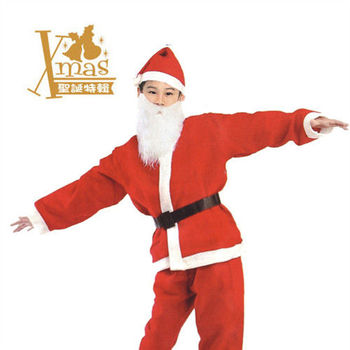 【X mas聖誕特輯2015】小孩聖誕衣 (10~12歲) W0602350