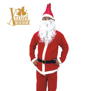 【X mas聖誕特輯2015】大人聖誕衣 W0601399