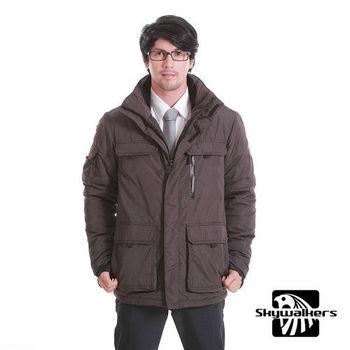 CARAVA 極地禦寒3M高效保暖外套(碳黑)  勝過羽絨1.5倍