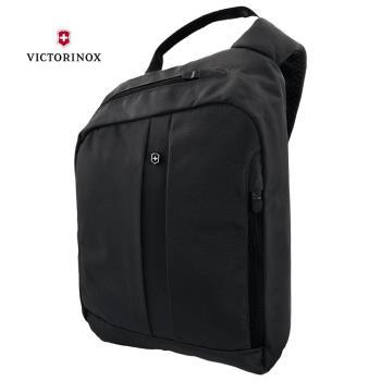 VICTORINOX 瑞士維氏TA 4.0平版單肩背包-黑 31173701