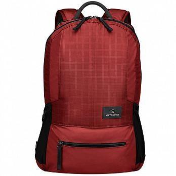 VICTORINOX 瑞士維氏Altmont 3.0 15吋電腦後背包-紅 32388303