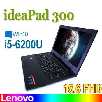 Lenovo 聯想 ideapad 300 80Q70095TW 15.6吋 FHD i5-6200U 獨顯2G 1TB Win10 二年保固 全能筆電