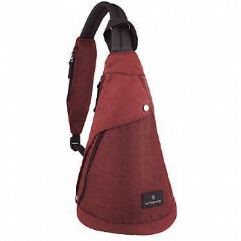 VICTORINOX 瑞士維氏Altmont 3.0時尚單肩背包-紅 32388803