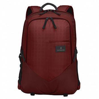 VICTORINOX 瑞士維氏 Altmont 3.0 17吋 豪華型 電腦後背包-紅 32388003