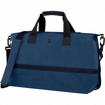 VICTORINOX 瑞士維氏WT 5.0拉鍊伸縮旅行袋-海軍藍 32302609