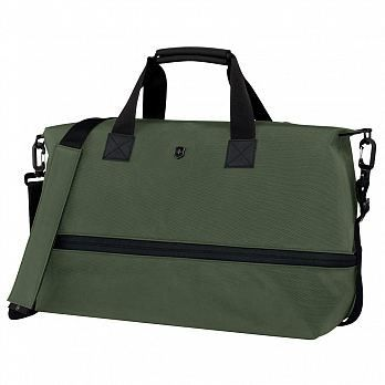 VICTORINOX 瑞士維氏WT 5.0拉鍊伸縮旅行袋-橄欖綠 32302603