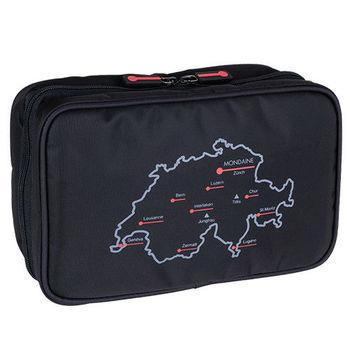 MONDAINE 瑞士國鐵三摺式盥洗包