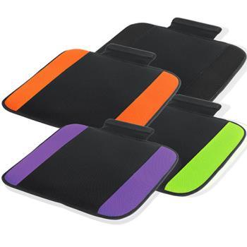 CARBUFF 車痴竹炭止滑座墊/厚1.5cm(紫/綠/橘/黑) MH-10163