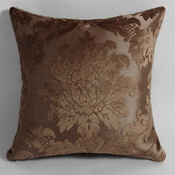 暗金歐式床頭大靠墊沙發靠墊含芯