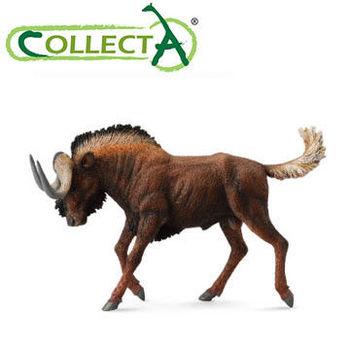 【CollectA】白尾角馬