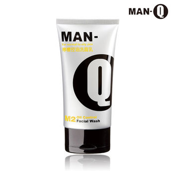 【MAN-Q】M2檸檬控油洗面乳100ml