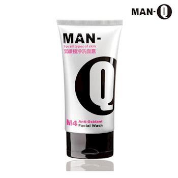 【MAN-Q】M4緊緻極淨洗面露100ml