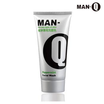 【MAN-Q】極淨薄荷洗面乳100ml