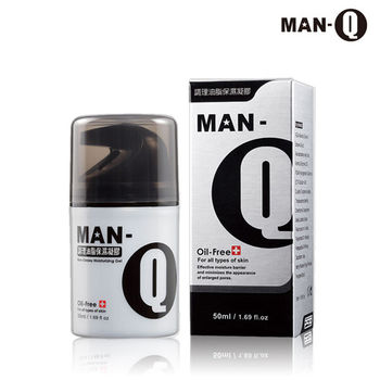 【MAN-Q】調理油脂保濕凝膠50ml