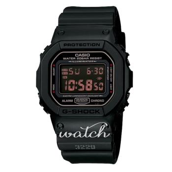 【CASIO 卡西歐 G-SHOCK 系列】當兵首選_軍事風格運動電子錶(DW-5600MS)