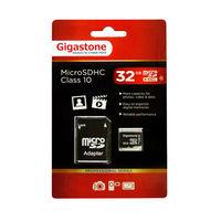 Gigastone 立達 microSDHC Class10 UHS~I U1 32G記憶