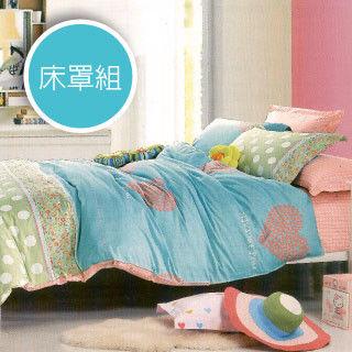 【R.Q.POLO】甜蜜夢想 精梳棉-雙人標準五件式兩用被床罩組(5X6.2尺)