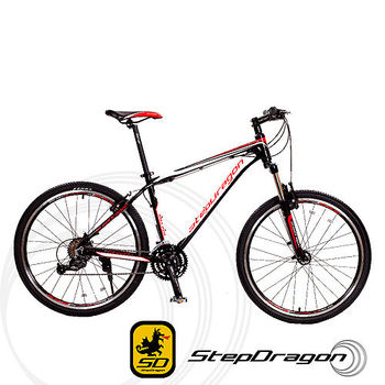 【StepDragon】Shimano 27速鋁合金登山車 SMA-270 V夾版-EU