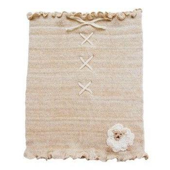 日本【Hoppetta*】有機棉綿羊肚兜-735615