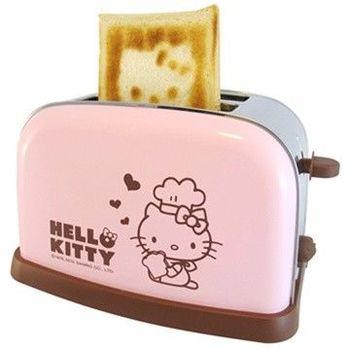 【Hello Kitty】烤麵包機 OT-526
