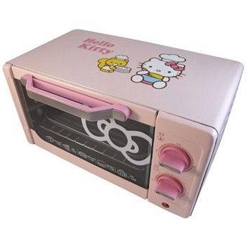 【Hello Kitty】電烤箱 OT-522