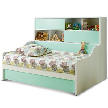 【MY傢俬】宜家簡約設計3.5尺單人收納床組