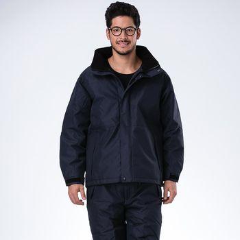 【JORDON】橋登 防寒羽絨連帽式外套/專為長時間冷凍庫工作設計 JIS 90%(1067)