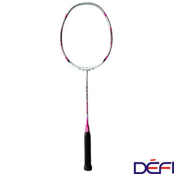 【DÉFI】NANO SABER 9 專業比賽級羽球拍(白桃)