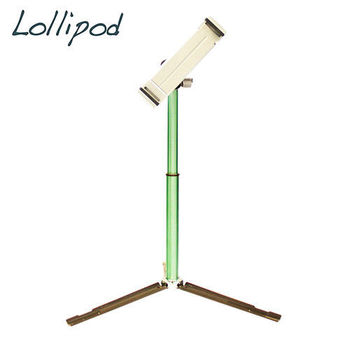 Lollipod自拍樂腳架平板支撐架TS cafe-薄荷綠