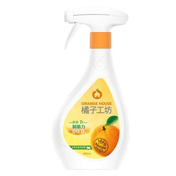 橘子工坊 天然制菌活力浴廁清潔劑480ml*12罐/箱